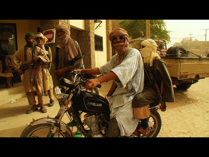 """Northern Mali has turned into a stateless """"Mad Max"""" world of roving armed groups."""