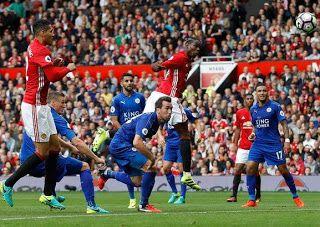 Blog Esportivo do Suíço: Pogba marca, Manchester United resolve no 1º tempo...