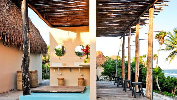12 best barcelo maya caribe images on pinterest for Design hotel tulum