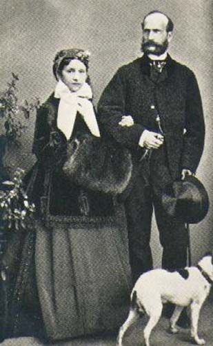 the 7th Earl of Shaftesbury, and heiress Amalia Mary Maud Cassel.  The then-Prince Edward (future King Edward VIII, and later the Duke of Windsor) served as the best man.