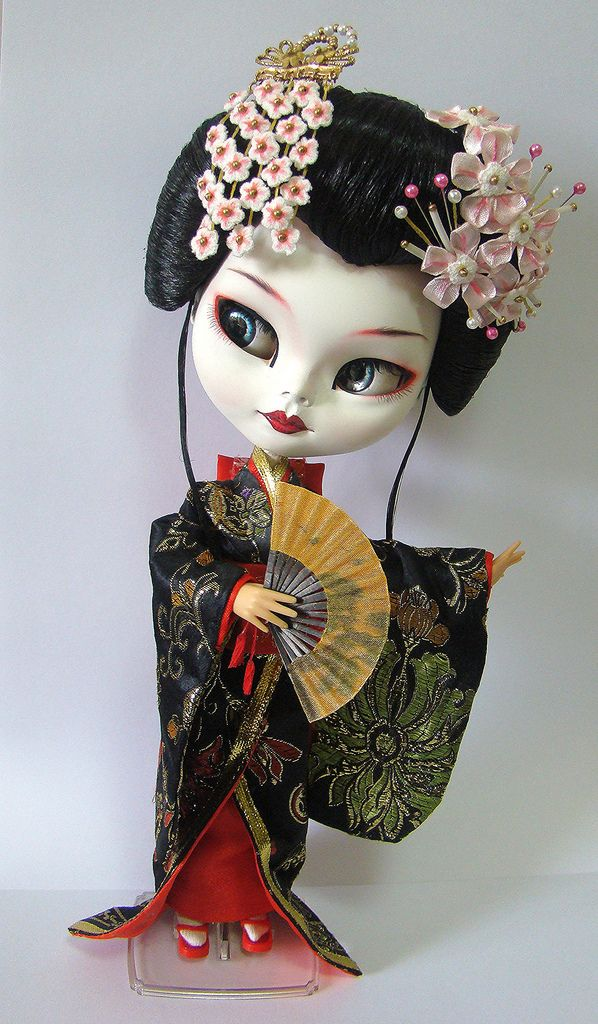 Sayuri Custom by R. Szani Outfit by Wivi Szani
