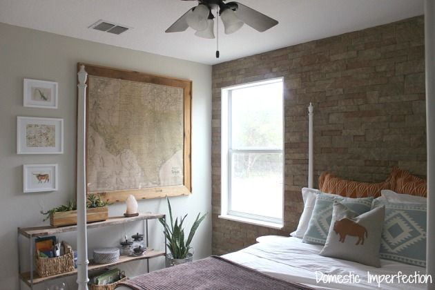 18 Best Wood Pallet Wall Project Images On Pinterest
