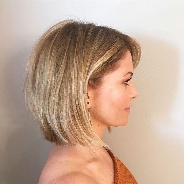 45+ Laatste kapsels voor vrouwen 2019 #Vrouwen Kapsels # Kapsels2019 # Haarkleuren