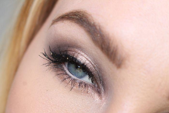 golden edition isadora nagellack nails nagel tutorial hiilen sminkblgg skönhetsblogg2