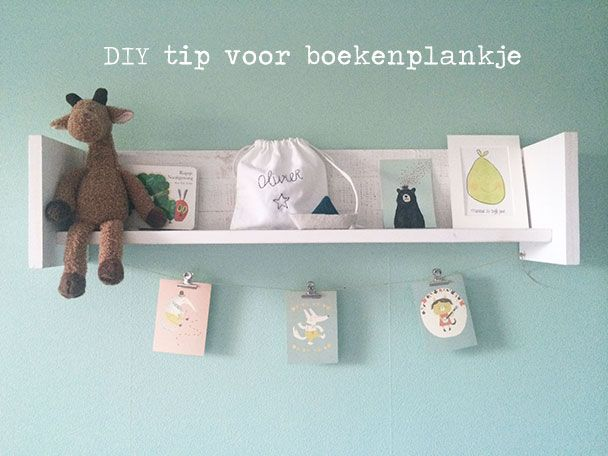 Kids | DIY tip voor in de kinderkamer