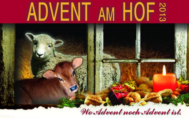 Advent am Hof  Fürstenhof Kuchl