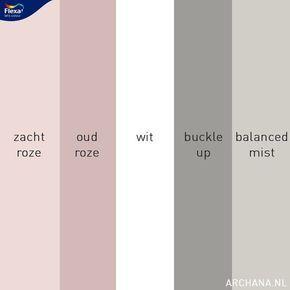 SLAAPKAMERS: 10 ideeën voor een slaapkamer met wit, roze en grijs • ARCHANA.NL: