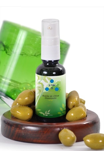 OliveZon    Aceite de oliva Ozonizado  ZION-O3