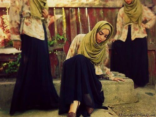 Light Green Hijab Trends Summer 2013  74b931ae0d289a5aad609fd3b9566388