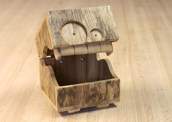 Monster Boxes by MP Custom Made.