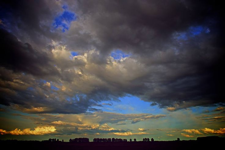 Sky is near.