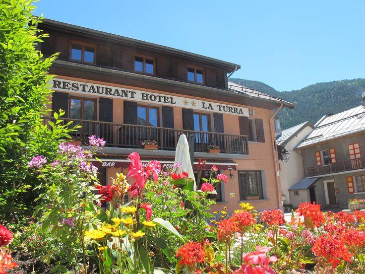 Hotel La Turra ** Gemütliche und freundliche Herberge im Herzen des Dorfes, wo Sie sich schnell zu Hause fühlen werden!