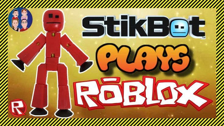 StikBot Plays Roblox! - STIKBLOX - Roblox High School FIGHT! and Creepy ...
