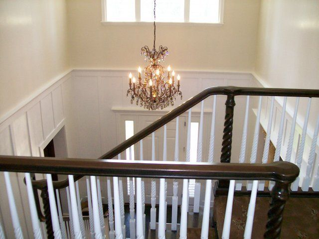 Two Story Foyer Wainscoting : Best two story foyer ideas on pinterest
