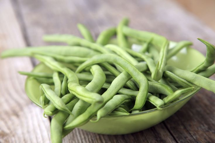23 Foods That Are Crazy Low In Calories: Green Beans