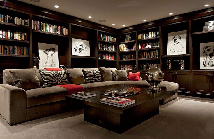 Interior design portfolio april hamilton interior for Luxury residential interior designers london