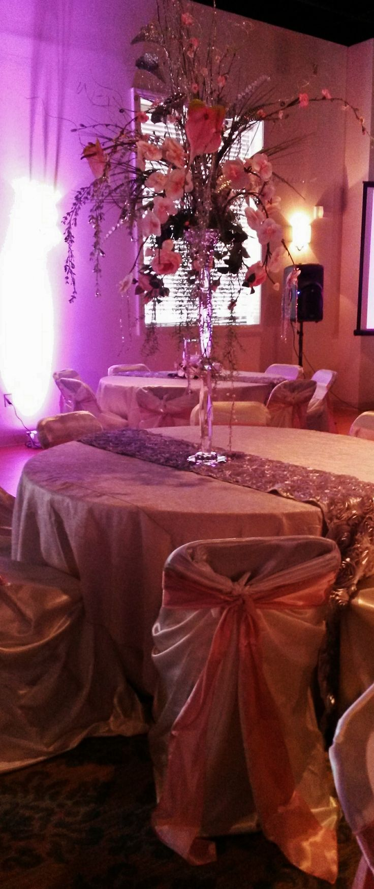 36 best Events at Manchester tables and centerpieces images on ...