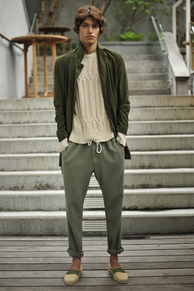 Eidos Spring Summer 2016 Primavera Verano #Menswear #Trends #Moda Hombre - New York Fashion Week - M.F.T.