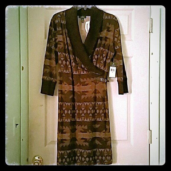 NWT Ralph Lauren Camo Dress NWT Ralph Lauren Camo Dress -Size Medium  -100% Cotton  -Comes past the knee for petites  (I'm 5ft) -Machine Washable Ralph Lauren Dresses