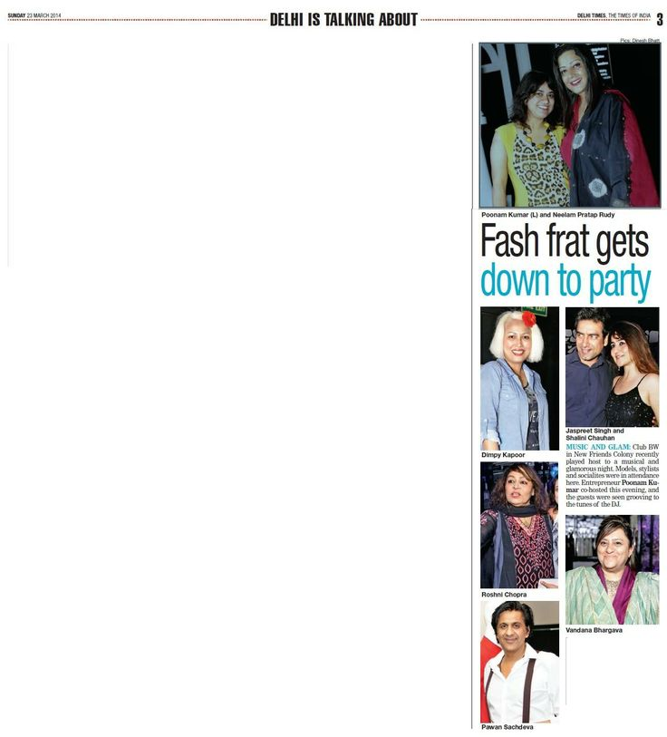 Priceless Possessions_ Delhi Times Coverage_23rd March'14