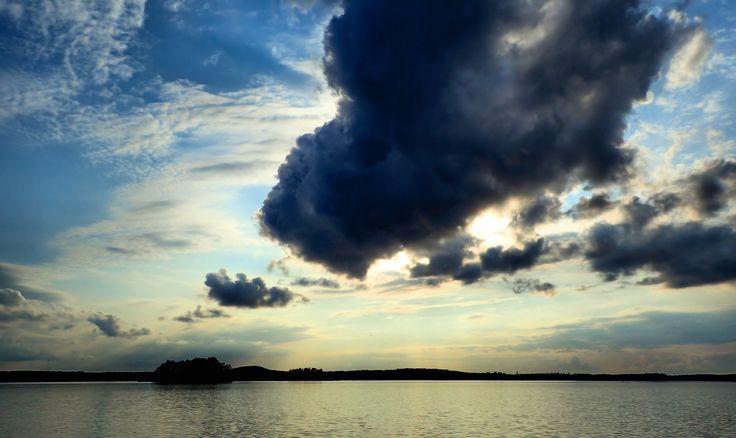 Late summer sky, Finland 8/2017.