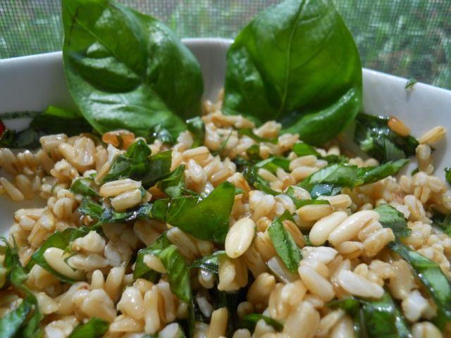 Avena in pesto scomposto   Vegan blog - Ricette Vegan - Vegane - Cruelty Free