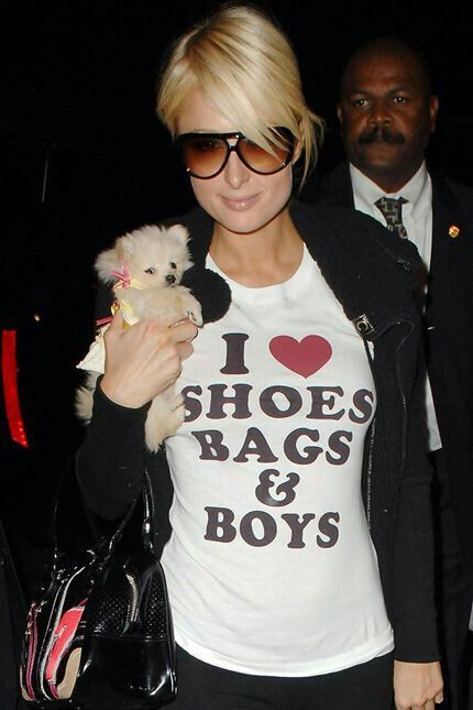 I love shoes....