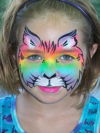 86 best Face Paint - Cats Meow images on Pinterest