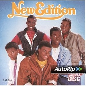 New Edition: New Edition: Music