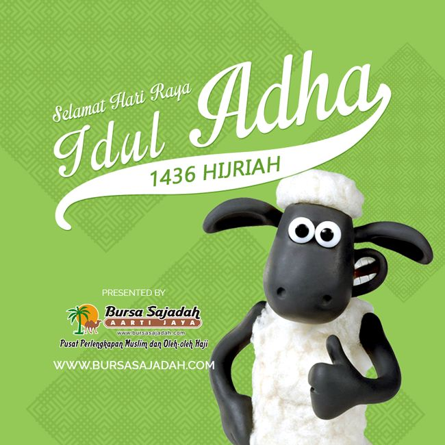 Selamat Hari Raya Idul Adha 1436 H