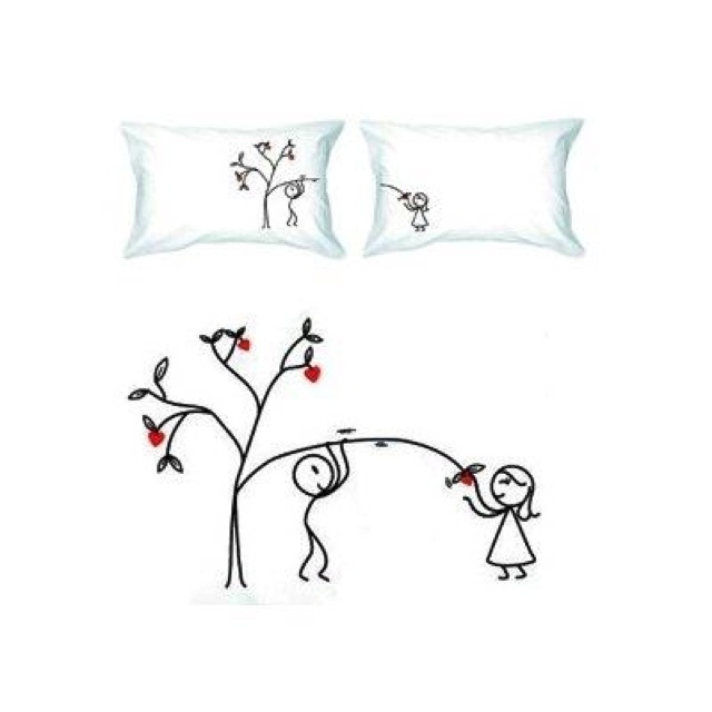 Pillowcase Drawing Ideas: 57 best dibujos almohadas images on Pinterest   Draw  Stick    ,
