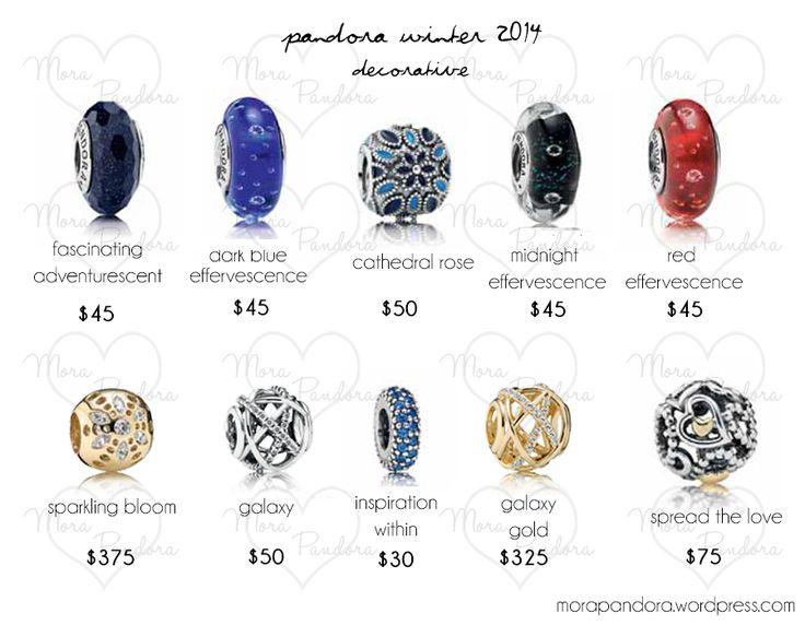 pandora bracelets and beads