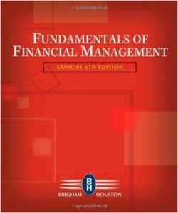 Full pdf fundamentals of financial management concise 6th edition.