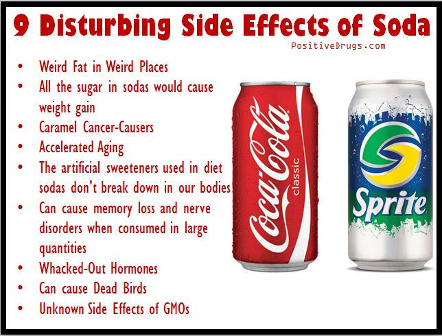 How To Stop Soft Drink Addiction