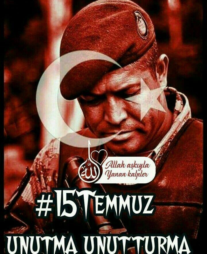 #ÖmerHalisDemir #Asker #TürkSilahlıKuvvetleri #15Temmuz #Vatan #Demokrasi #Adalet #Şehid