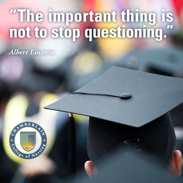 """The most important thing is to not stop questioning."""