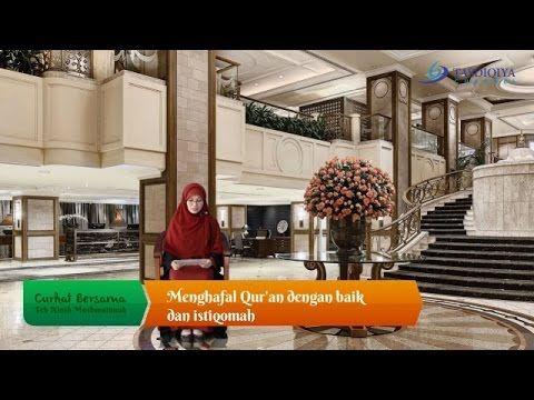 CBTN Eps 43 Menghafal Quran dengan baik dan istiqomah - YouTube