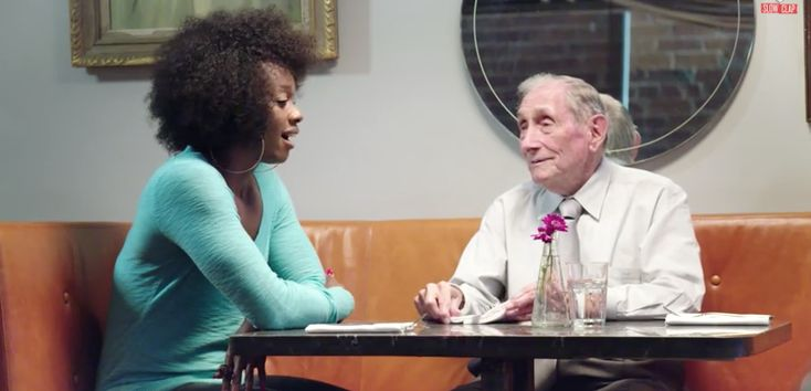 89-Year-Old Grandfather Goes On Tinder Dates, Reactions Are Painful And Hilarious [Watch]