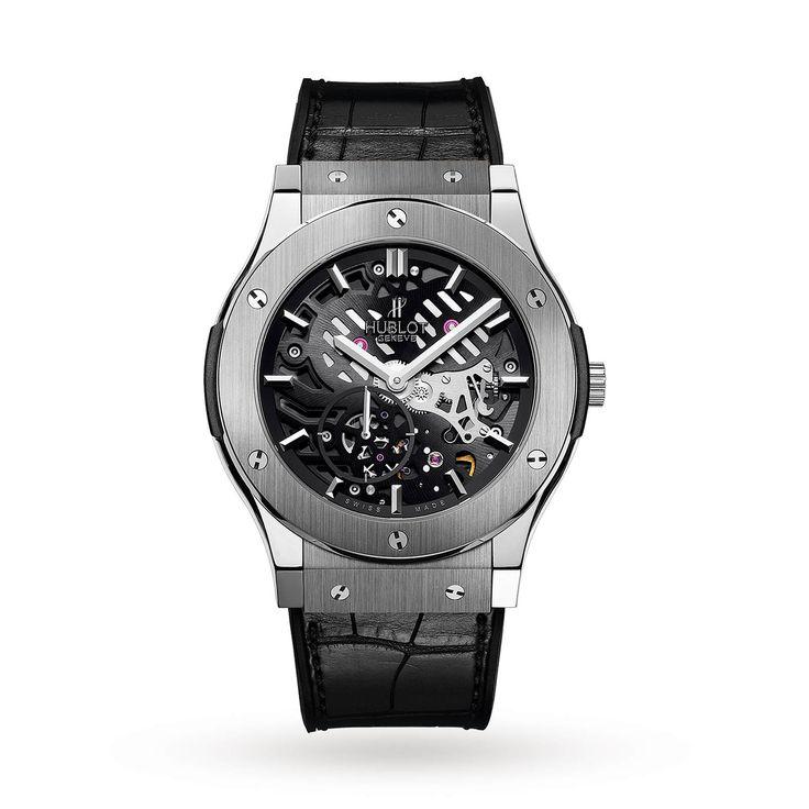 Hublot Classic Fusion Mens Watch   Luxury Watches   Watches   Goldsmiths