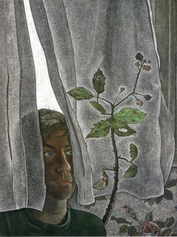 Люсьен Фрейд. Росток