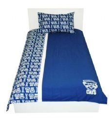 Geelong Cats Double Doona Set!
