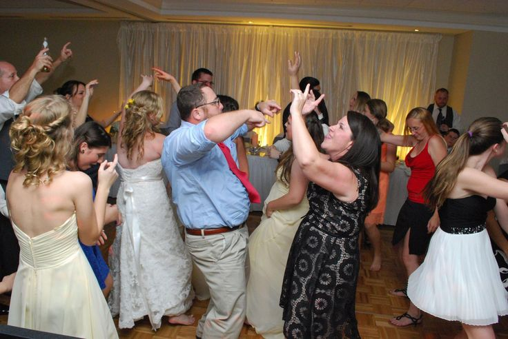 Your wedding guests should be dancing all night long! And nothing screams dance better than Cake By The Ocean by DNCE or My House by Flo Rida.  http://www.naplesdj.com/  #naplesdj #wedding #weddingmusic #weddingdance