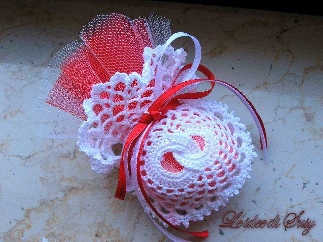 Bomboniera Matrimonio Anelli Incrociati Dal Web Sezione Hobbystica