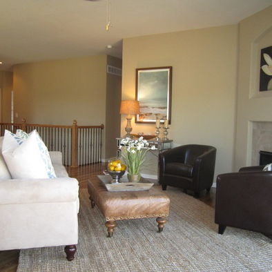 Decorating Around A Corner Fireplace Is Always Challenging The Best Arrangement Would Be To Repeat Living Room