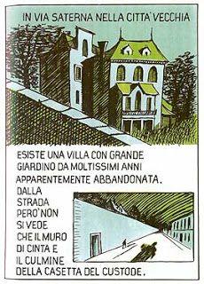 Dino Buzzati, Poema a fumetti, 1969.