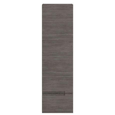 Urban 400mm Wall Hung Tall Unit - Grey Avola