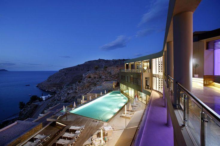 リンドス ブル ラグジュアリー ホテル & スイーツ (Lindos Blu Luxury Hotel & Suites) 5 つ星,Greece ギリシャ