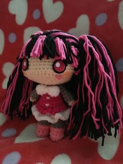 Draculaura from Monster High
