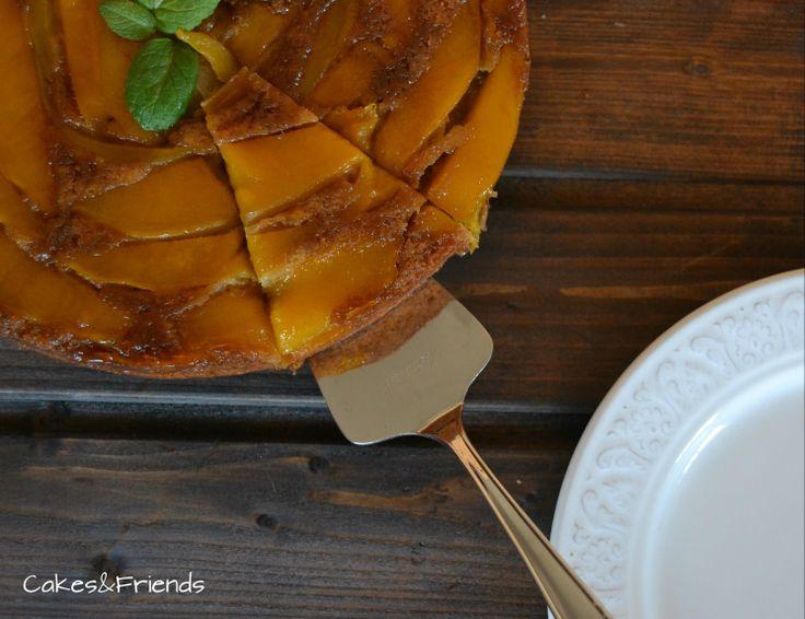 Tarta invertida de mango y naranja http://www.semana.es/cakes-and-friends/2014/06/09/upside-down-cake-de-mango-con-naranja-o-tarta-invertida/