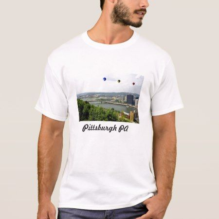 Pittsburgh City Pennsylvania T-Shirt - tap to personalize and get Yours.